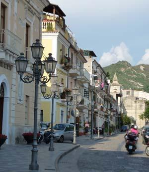 Amantea Tourism Travel Information Italy Heaven