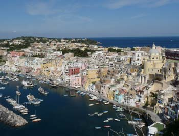 Procida Tourist & Travel Information | Italy Heaven