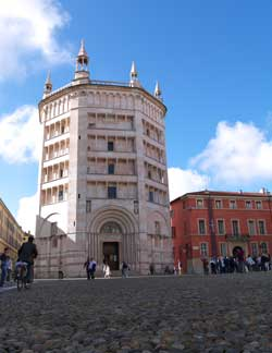 Parma Tourist Travel Information Italy Heaven