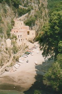 Furore Italy Map.Furore Amalfi Coast Italy Heaven