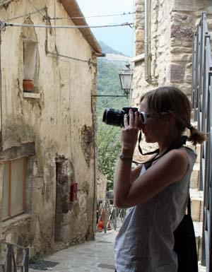 Photography in the Abruzzo