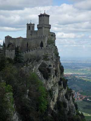 San Marino Travel Tourist Guide Italy Heaven