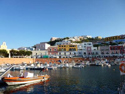 Ponza Tourist Hotel Guide Italy Heaven