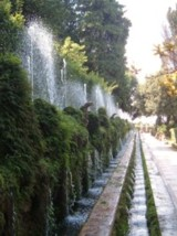 Hundred Fountains, Villa d'Este