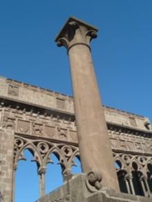 Viterbo Lazio Tourist Travel Information Italy Heaven