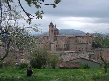 Urbino Tourist Travel Guide Italy Heaven