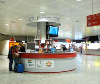 travel airport information