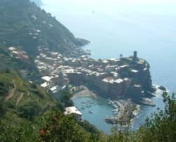 The Cinque Terre Monterosso