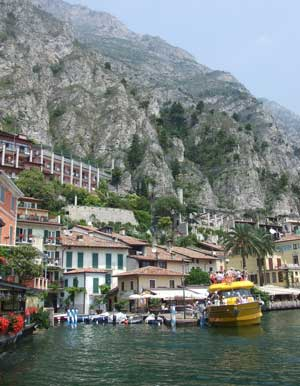 Limone Lake Garda Tourist Guide Italy Heaven