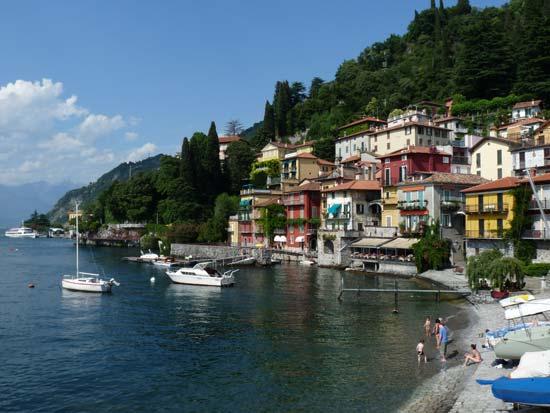 Varenna Lake Como Tourist Information Italy Heaven