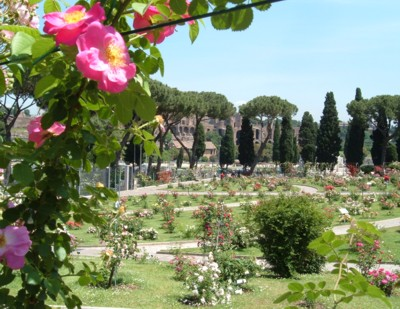Occupying A Prime Spot On The Aventino (Aventine Hill), The Roseto Was The  Site Of Romeu0027s Jewish Cemetery For Centuries, Before Being Presented To The  City ...