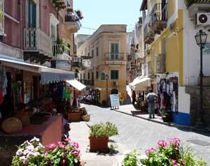 Lipari in the Aeolian Islands Italy Heaven
