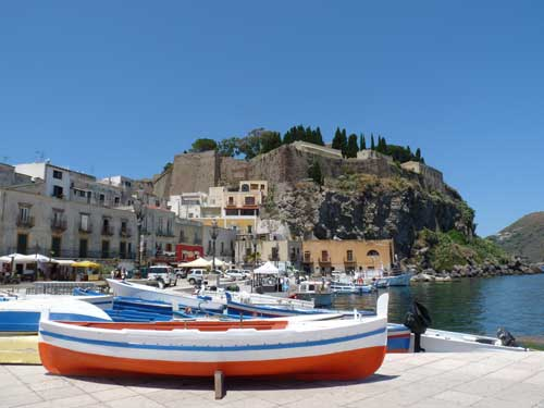 Lipari in the Aeolian Islands Italy Heaven