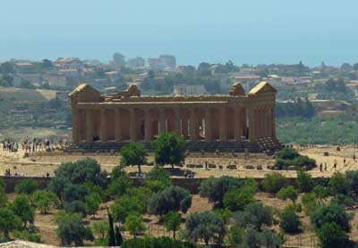 Agrigento Sicily Tourist Guide Italy Heaven