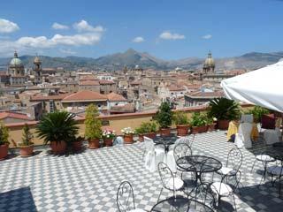 Hotel Ambasciatori Review Palermo Sicily Italy Heaven