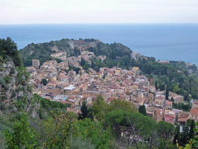 Taormina Sicily A Tourist Guide Italy Heaven