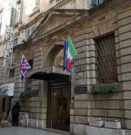 Hotel accademia verona hotel review italy heaven for Accademia verona