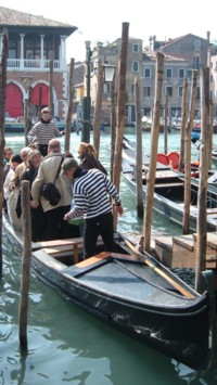 how to get around in venice